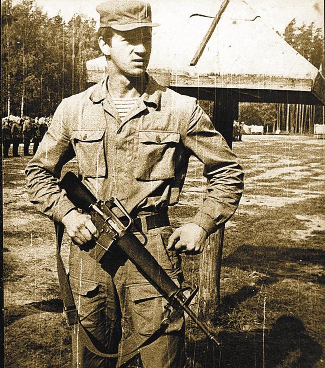 бадюк армия фото