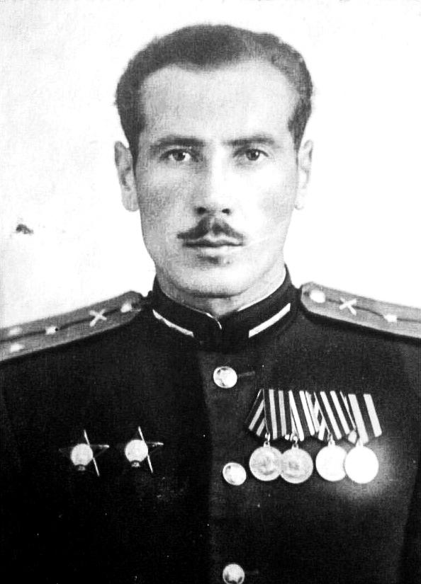 Кавалер двух орденов Красной Звезды Борис Геннадиевич Балашов после войны