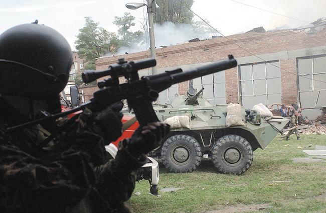 События вБеслане?— одни исамых тяжёлых вистории Группы «А» ивсего отечественного спецназа.