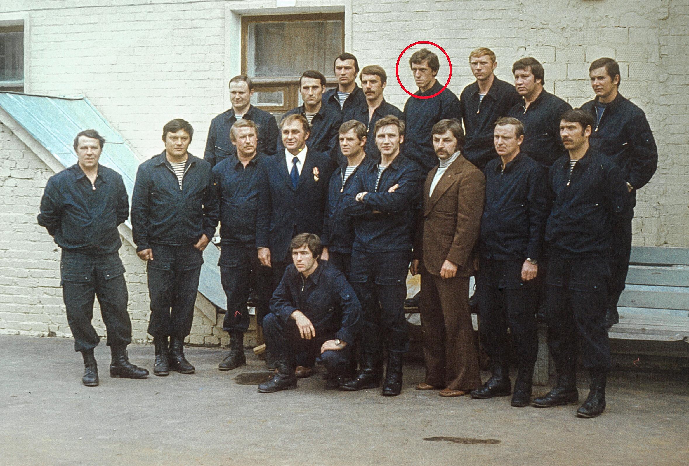 Среди офицеров Группы «А»— участников кабульских событий. Лето 1980года