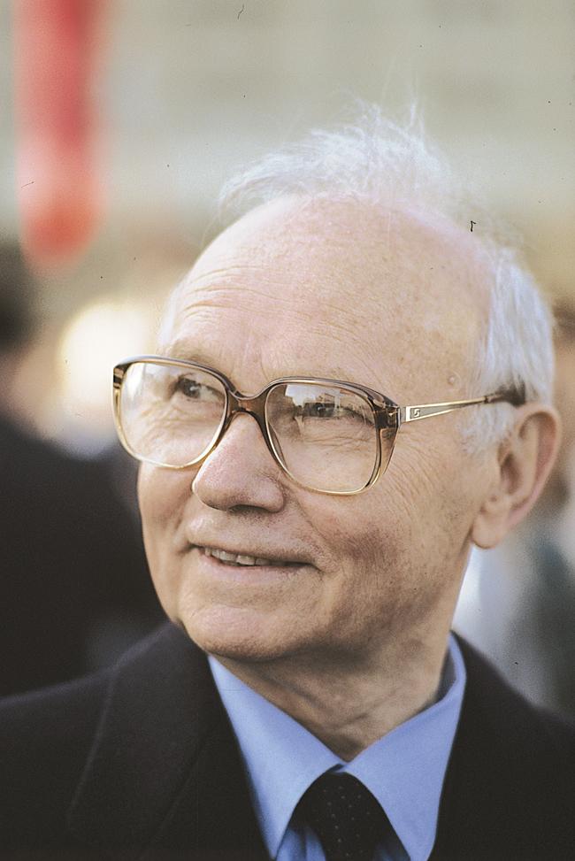 Председатель КГБ СССР Владимир Крючков