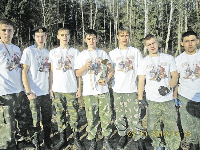 «Ребята из«Дружины» ездили насоревнования вБелоруссию ивыступили вфутболках сизображением моего мужа»