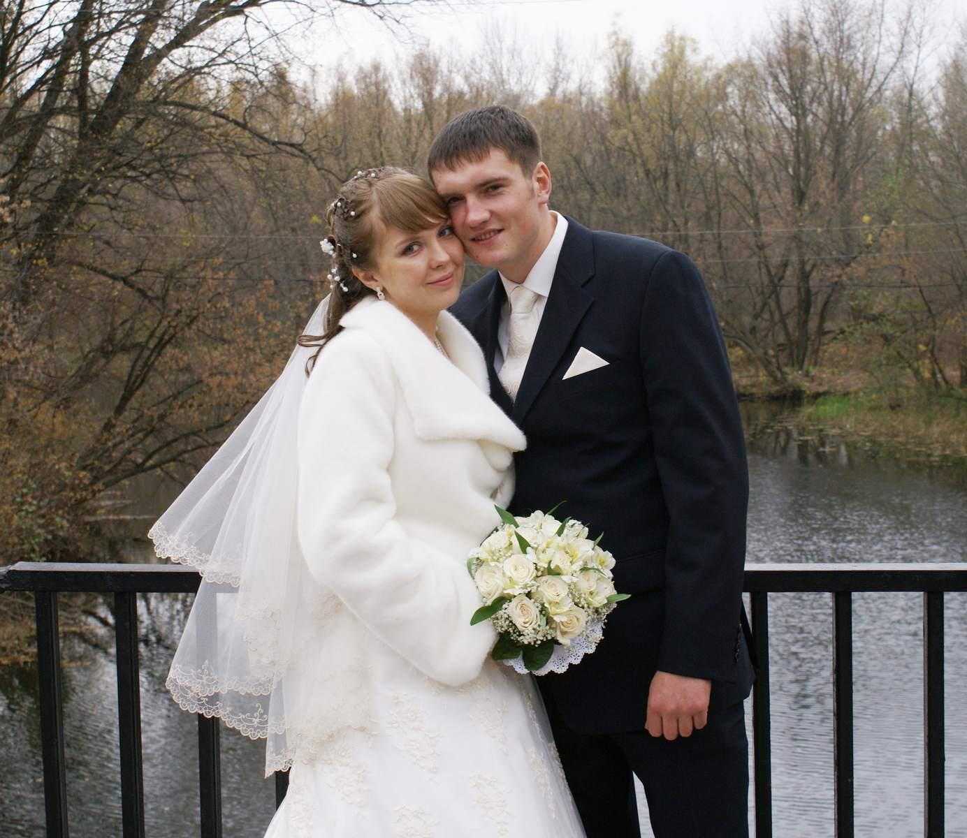 «В2008году мы поженились иобвенчались, ав2009 появился насвет наш сын Кирилл»