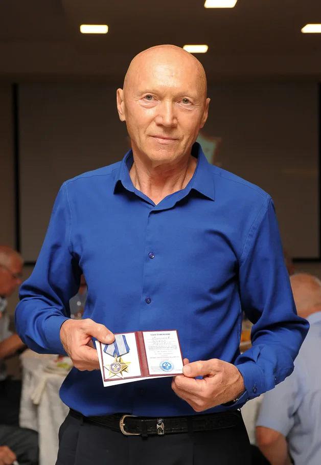 Кавалер ордена Красного Знамени полковник Климов Павел  Юрьевич
