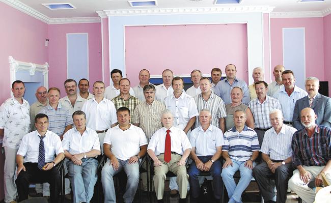 Среди ветеранов подразделения— руководителей охранных икоммерческих предприятий, входящих вСистему «Альфа». 2000‑е годы
