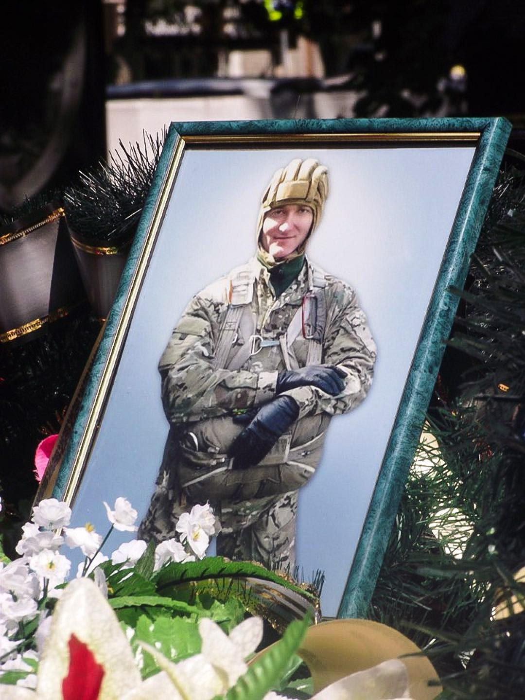 Вовремя похорон… Фото Оксаны Варламовой, «КП»
