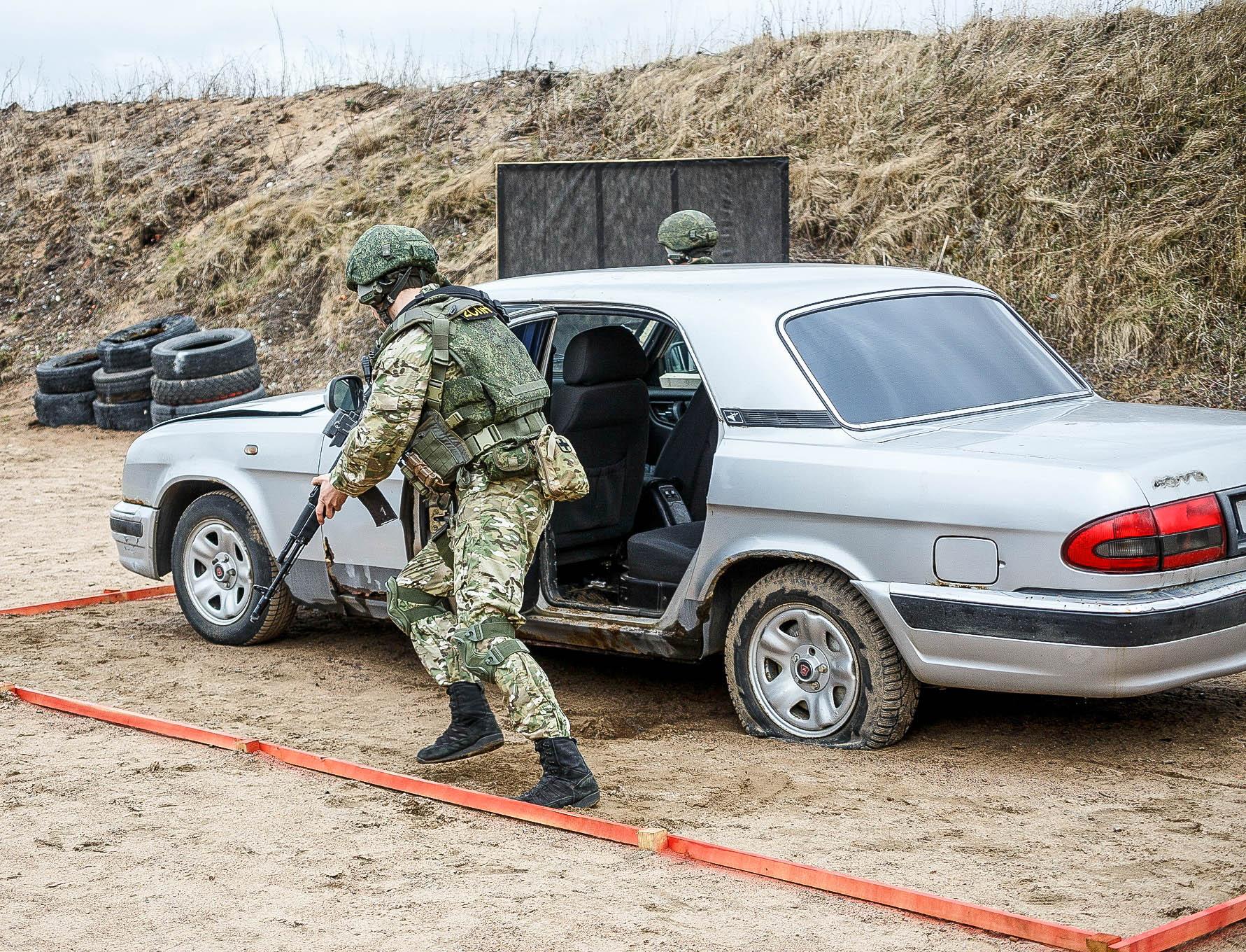 Спасибо командиру РССН «Град», который способствует поддержанию высокого уровня тактико-специальной иогневой подготовки сотрудников