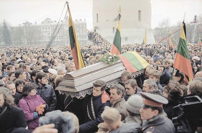 Горбачев получил повестку по делу о событиях в Вильнюсе 13 января 1991 года - Цензор.НЕТ 2763