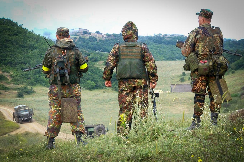 Спецназ ФСБ вДагестане. Лето 2016года. Фото НАКа