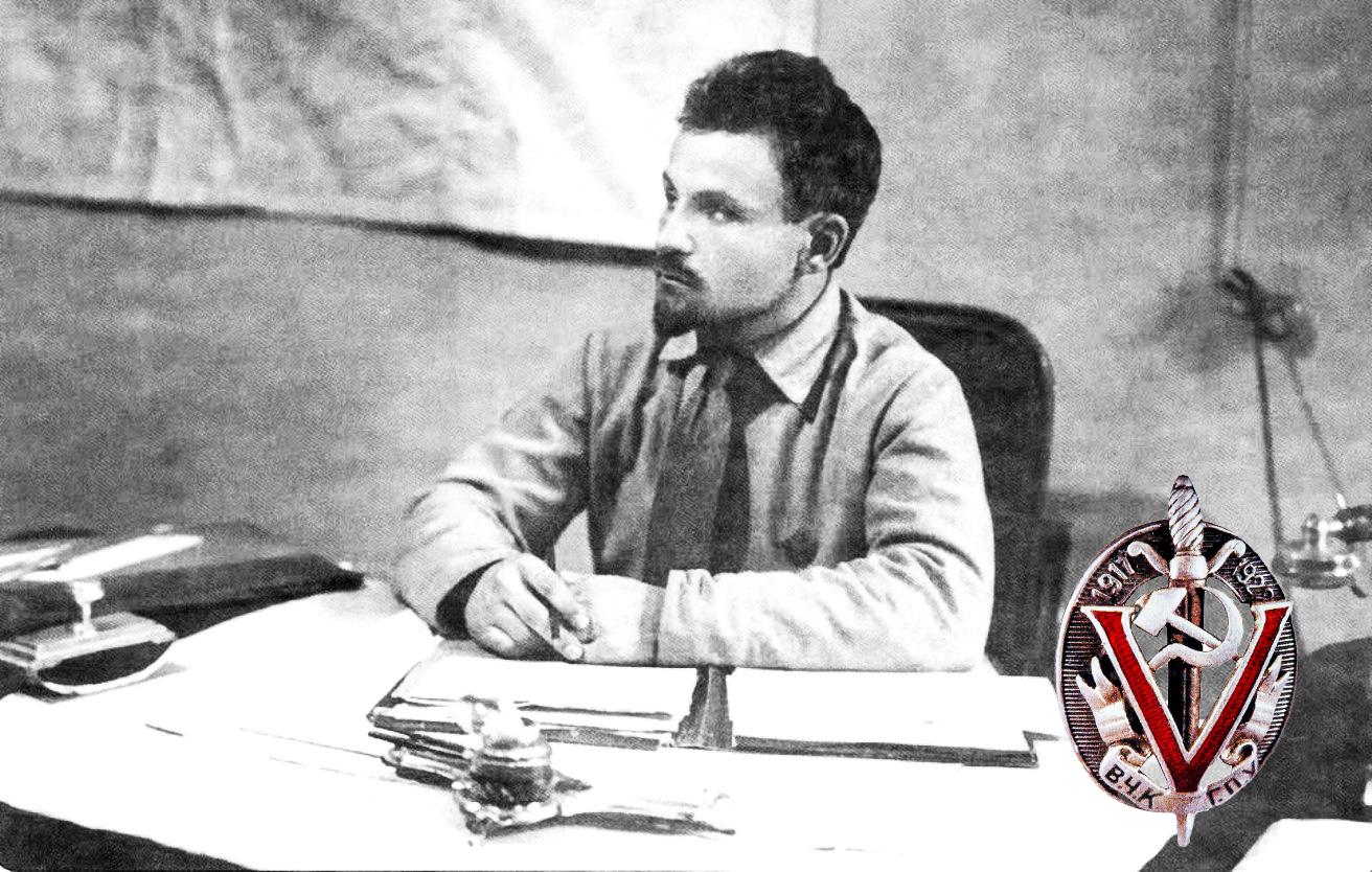 Чекист Артур Артузов (1891‑1937годы), «приметивший» Ольгу Чехову перед её выездом вГерманию