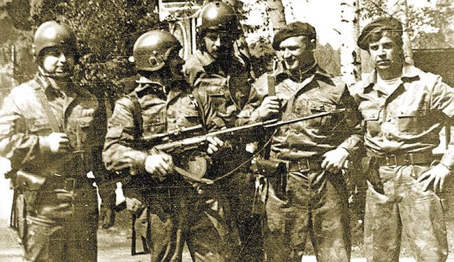 Тайные операции советского спецназа