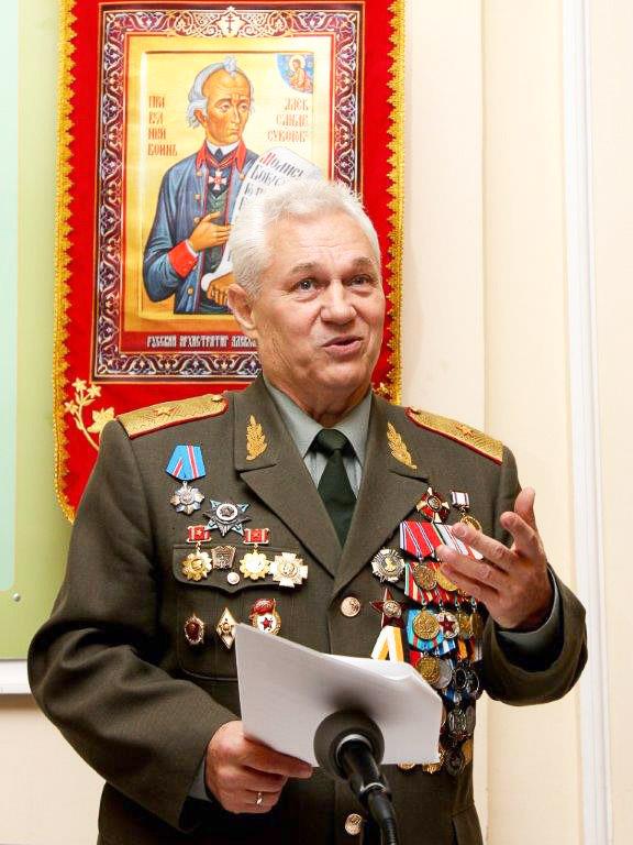 Генерал Александр Черкасов