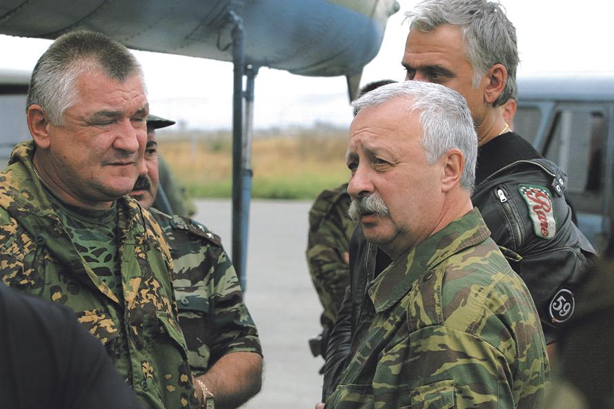 ВЧечне умер полковник подразделения «Альфа» Юрий Торшин