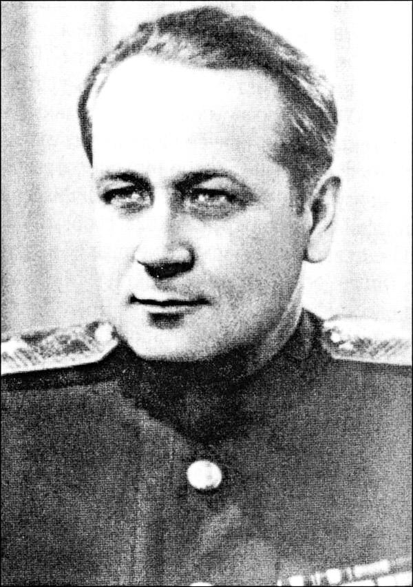 Генерал Георгий Утехин (1906-1987)