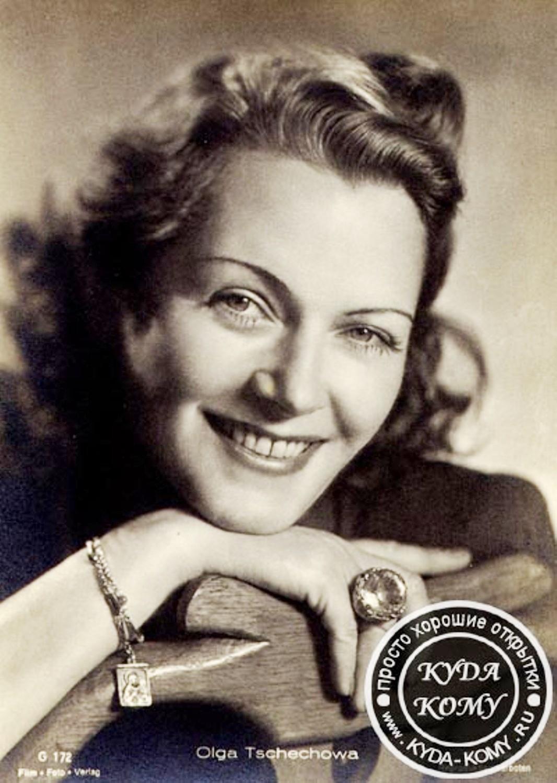 В1945году её, эмигрантку иприму Рейха, вернули обратно вБерлин