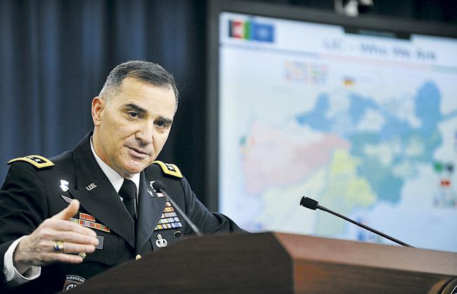 Генерал Кертис Скапаротти: «Мы столкнулись снабирающей силу Россией иеё агрессивным поведением, которое идёт вразрез смеждународными нормами»