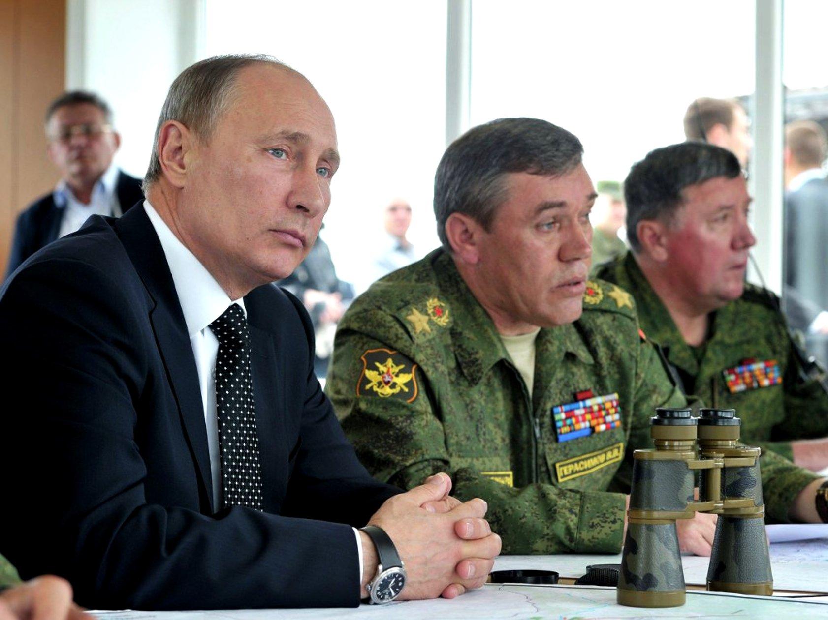После Мюнхенской речи президент Путин стал для США главным раздражителем