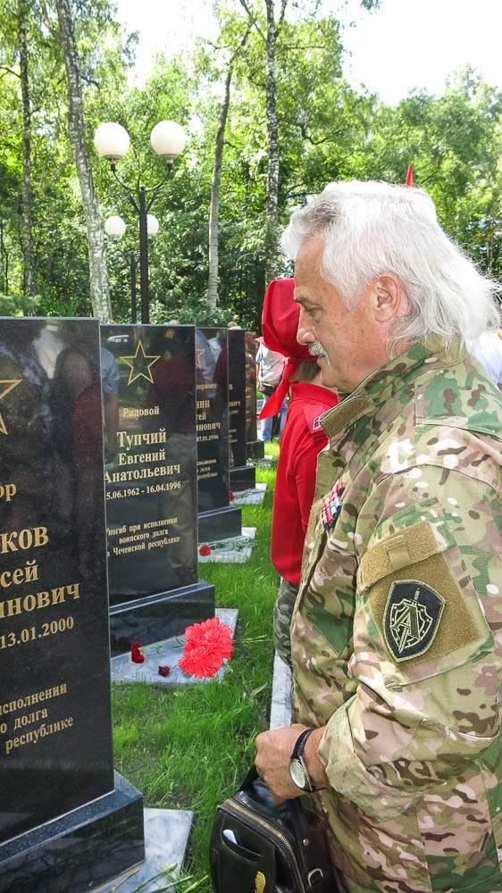 Полковник Александр Михайлов