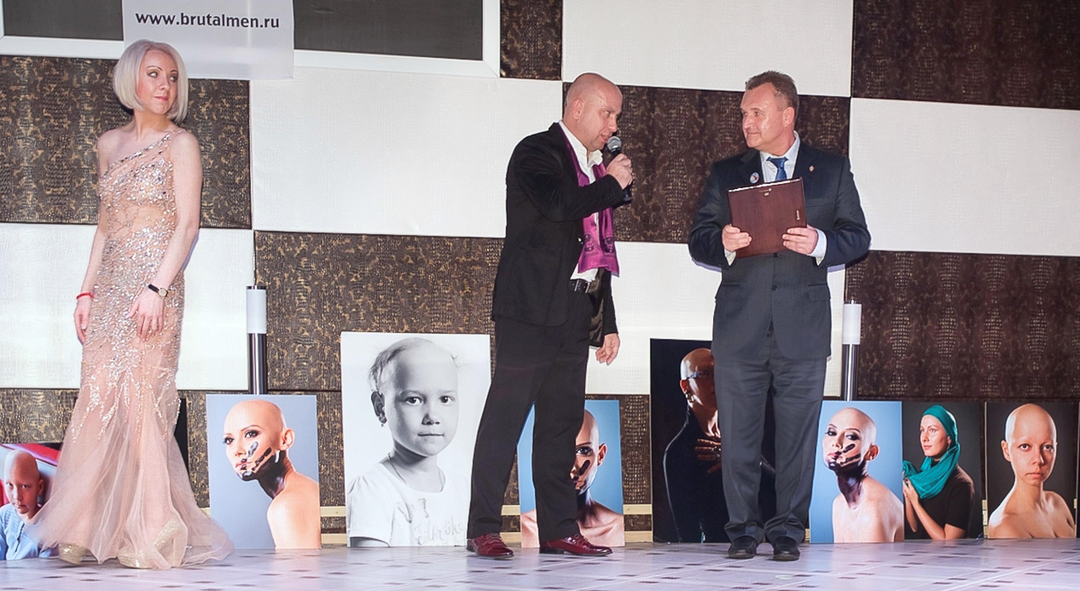 Одним изпервых напросьбу помочь детям откликнулся наш боевой товарищ Владимир Березовец— первый вице-президент Международной Ассоциации «Альфа»