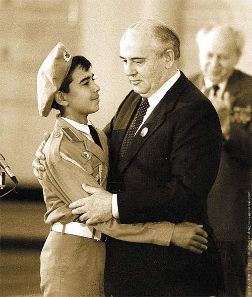 То, как Горбачёв поступил с союзниками из ГДР, является ярким примером предательства национальных интересов нашей страны