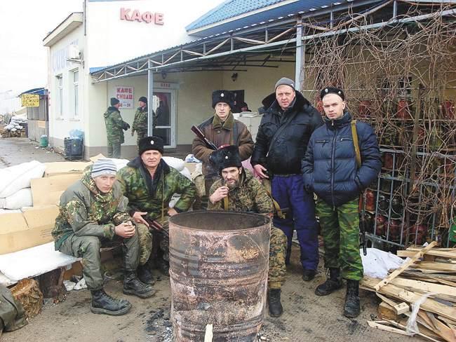 Мало кто ожидал, что казаки поднимутся столь быстро и решительно на защиту Крыма